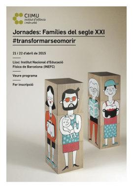 Jornades Famílies del segle XXI