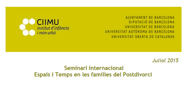Seminari Internacional Postdivorci